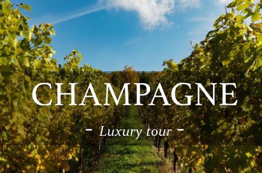 Champagne luxury Wine tour