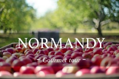 Normandy Gourmet tour