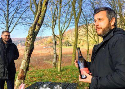 master class wine tour