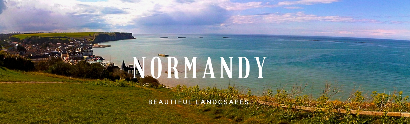 Normandy, a region of beautiful landscapes