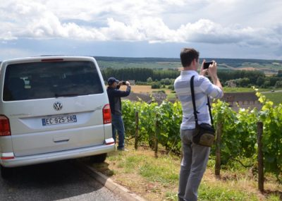 Wine day tour in vineyards of Loire valley