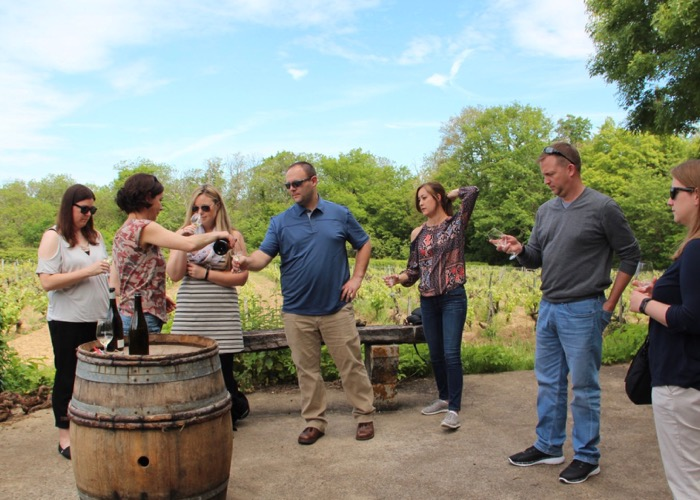 Wine tour with tasting in Loire valley