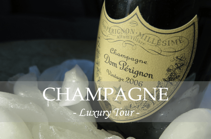 champagne luxury tour from paris