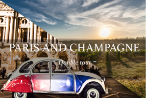 CHAMPAGNE WINE DAY TOUR FROM PARIS, double tour paris and champagne