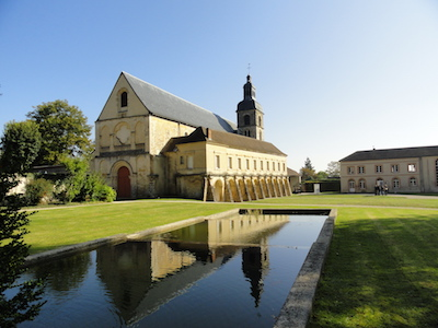 abbaye of Hautvillers where Dom Perignon lived, The greatest players of Champagne's history