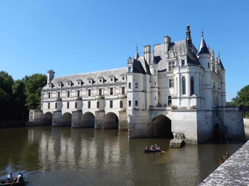 castle of Chenonceau Top 5 reasons to go to Loire Valley