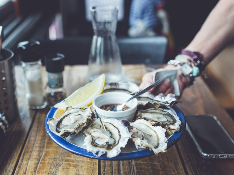 oysters Top 5 reasons to go to Loire Valley