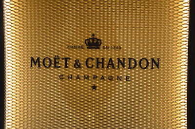 moet and chandon champagne, The greatest players of Champagne's history