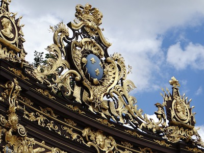 gate of the versailles palace, The greatest players of Champagne's history