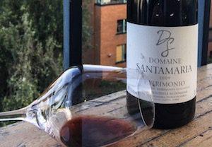 Wine and Food Pairing patrimonio from corsica