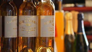 Wine and Food Pairing sauternes