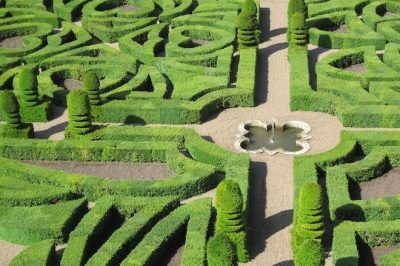 garden of villandry Top 5 reasons to go to Loire Valley