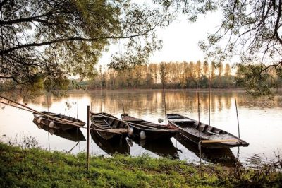 River and boat Top 5 reasons to go to Loire Valley