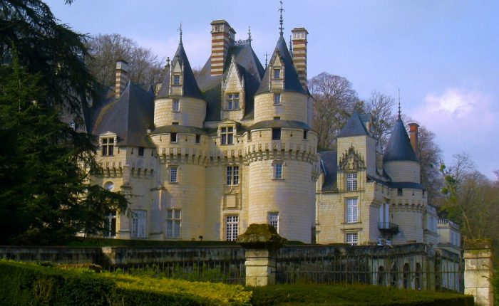 castle of Ussé, Wines and Castles: must-know about the Loire valley