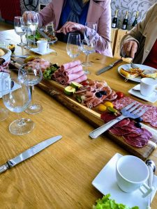 Lunch included in your day trip from paris