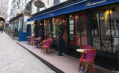 Paris Champagne and Food tour Saint Germain