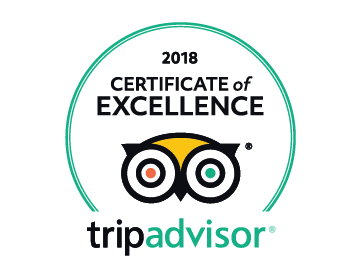 Visit Champagne My Winedays Certificate of excellence Tripadvisor 2018 white