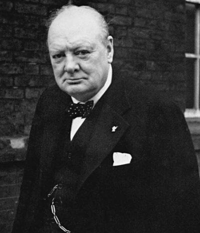 Winston Churchill My Winedays Celebrities and Champagne