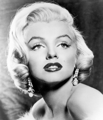 Marilyn Monroe My Winedays Celebrities and Champagne