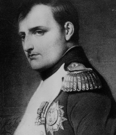 Napoleon Bonaparte My Winedays Celebrities and Champagne
