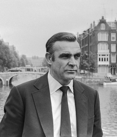 James Bond Sean Connery My Winedays Celebrities and Champagne